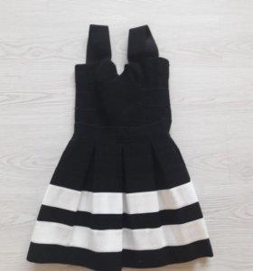 Платье-резинка\новое