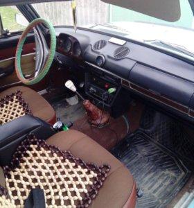 ВАЗ (Lada) 2106, 1974