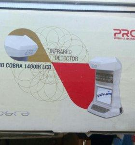Детектор банкнот Pro Cobra 1400IR