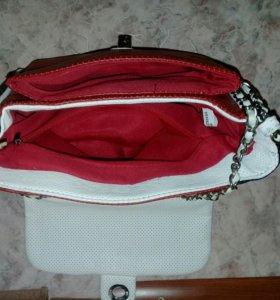 Сумка, босоножки к сумке даром