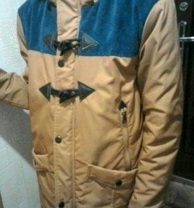 Куртка муж.46 р.