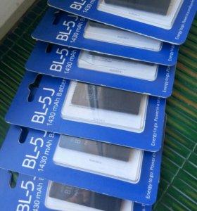 Акб для телефонов Nokia BL-5J оригинал