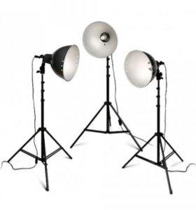Комплект галогенных осветителей Rekam Light Kit