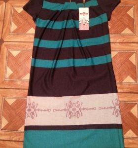 Платье новое (размер 42-44)