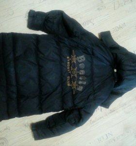 Пальто зима до -30