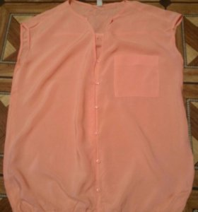 Блузка новая (размер 40-42)