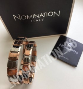 Nomination (rose gold - silver)