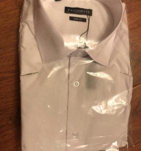 Новая мужская рубашка 52 размер