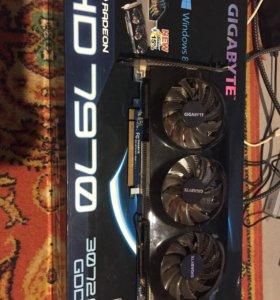 Видеокарта AMD Radeon HD7970 3Gb 384bit