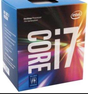 Процессор I7-6700k