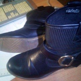 Ботинки 38 размер. Обмен/продам