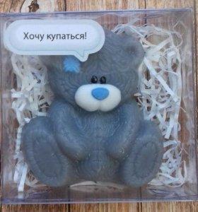 Очаровательный мишка Тедди