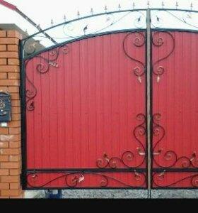 Мангал , оградки Кованные изделия