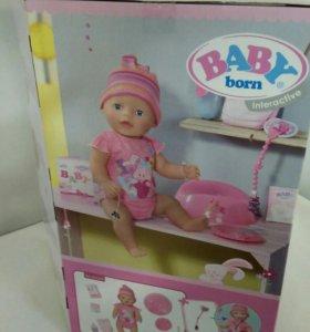 Кукла Беби Борн(Новая!)