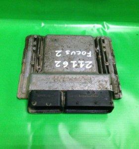 Блок управления АКПП V-1.6 Ford Focus 2