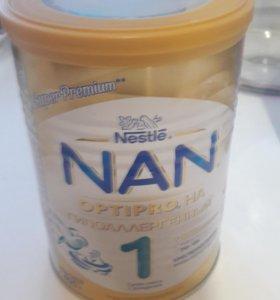 Смесь NAN 1 Гипоаллергенная
