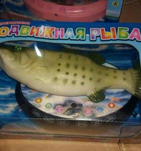 Подвижная и поющая рыба)