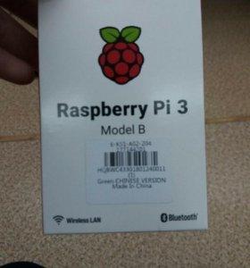 Ruspberry pi 3 mini pc с экраном