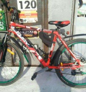 Велосипед FURY Yokogama