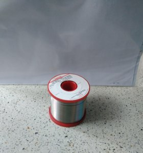 Припой sn 62 0.7 mm 0.5 кг