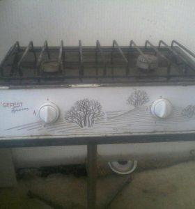 Плита двухкомфорочная