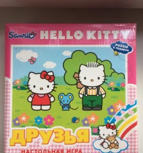 Hello Kitty настольная игра
