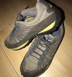 Ботинки на флисе, кроссовки Коламбия