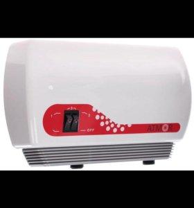 Новый электрический водонагреватель