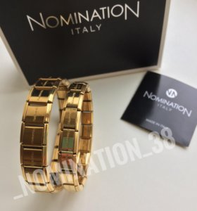 «Nomination» (gold)