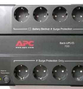 ИПБ APC Back-UPS ES 700 VA