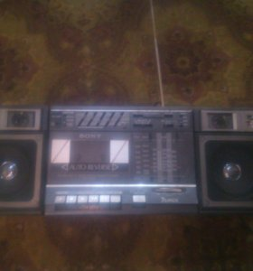 Boombox Sony CFS-6000S