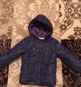 Весенняя куртка на мальчика