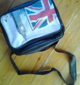 Рюкзак-сумка на плечо