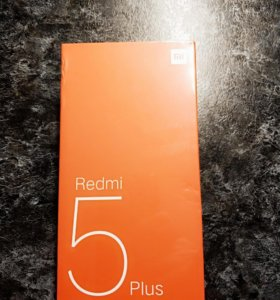 Xiaomi Redmi 5 Plus (Евро) Black
