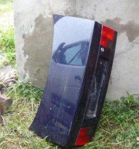 Крышка багажника для Ауди А6