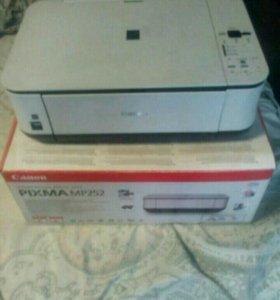 Принтер canon pixma mp352