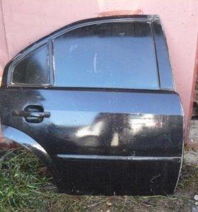 Дверь задняя правая Форд Мондео 3