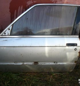 Дверь передняя левая и правая на бмв Е30 (купе)