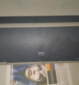 Принтер заправленный hp 3845