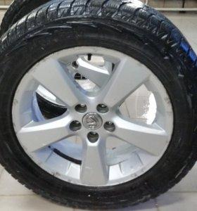 Комплект колес на Lexus, Toyota, KIA