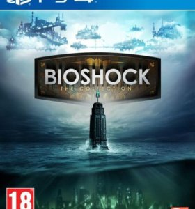 "PS4 ""Bioshock. The Collection"", новый."