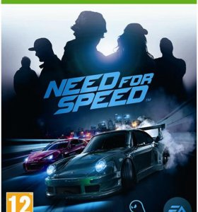 "Xbox One ""Need For Speed"", новый"