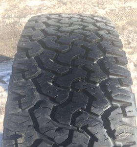 BF Goodrich All Terrain 315/70 R17