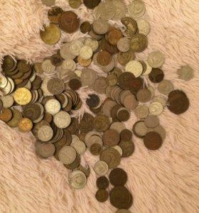 Старые монеты( советское время)
