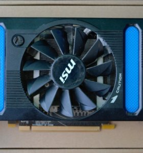 MSI Radeon HD 7850 1Gb