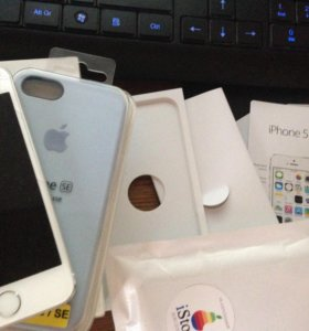 iPhone 5s 16gd Silver