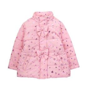 Новая курточка на 3 года