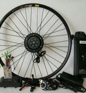 Мотор-колесо +АКБ комплект (для велосипеда)