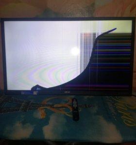 Телевизор ж/к Led smart Tv Akai