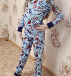 Новая пижамка Gymboree на 12-18 мес